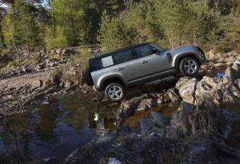 Asi es la Nueva Land Rover Defender 2020 9