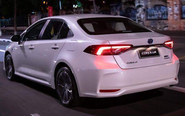 Toyota Corolla Hybrid 2020 en Argentina