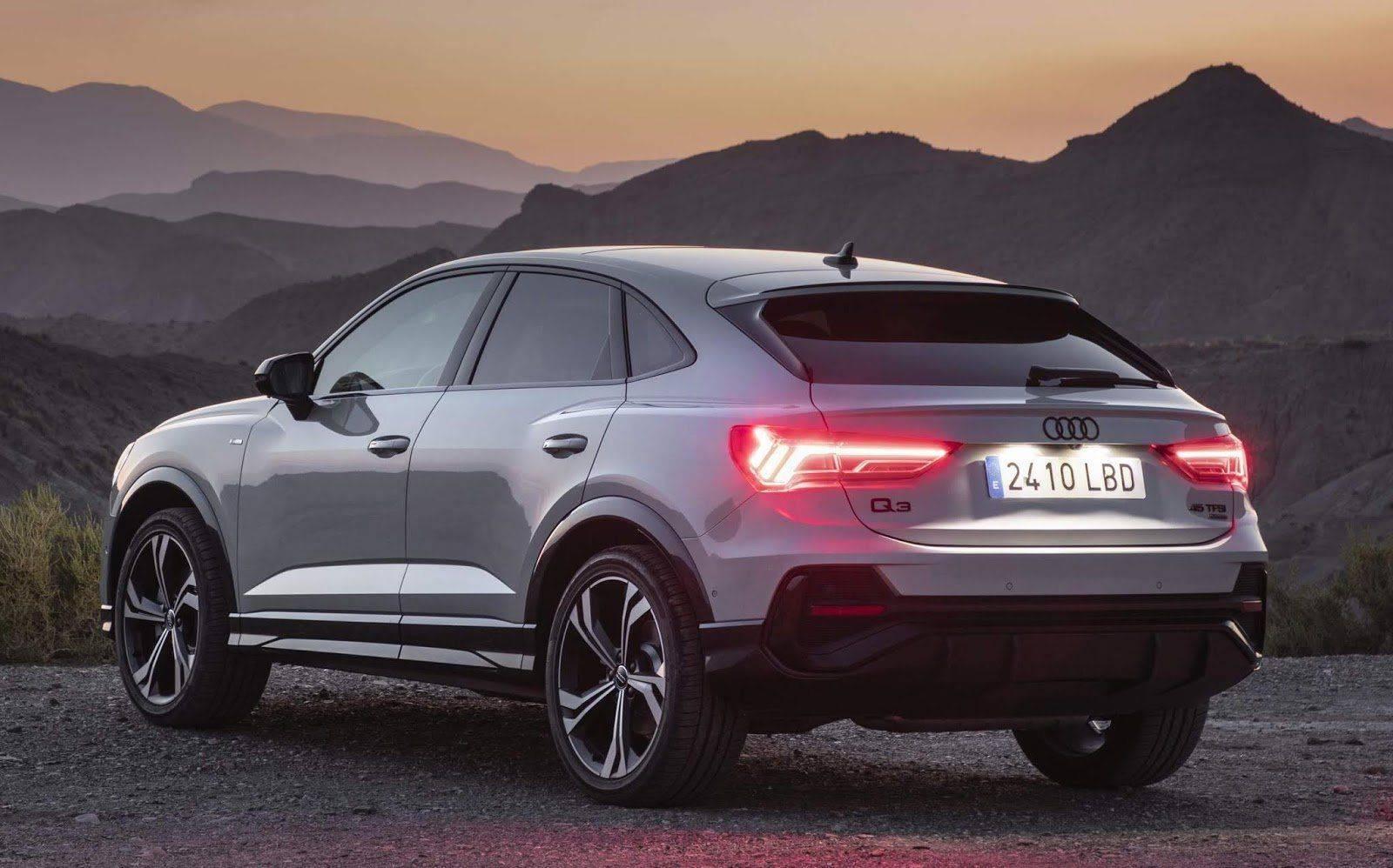 Audi Q3 2020 Sportback Quattro en Argentina:💲Precio ...
