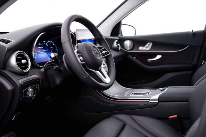 Mercedes-Benz GLC 2020: Precios, Versiones y Equipamiento 2