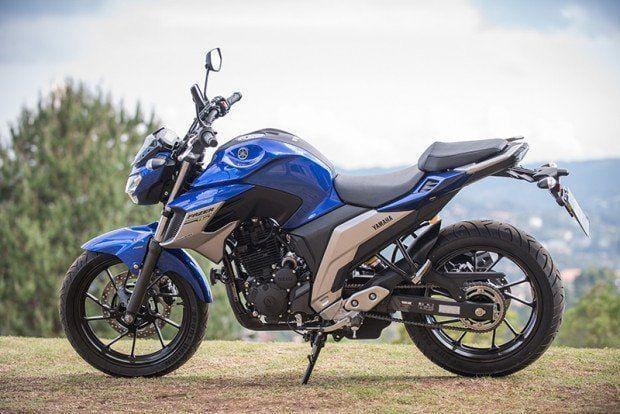 Yamaha Fazer 250 2020: Precio, Ficha Tecnica, Fotos y Consumo