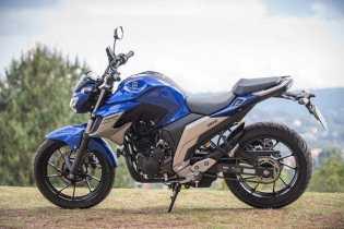 Yamaha Fazer 250 2020: Precio, Ficha Tecnica, Fotos y Consumo 9