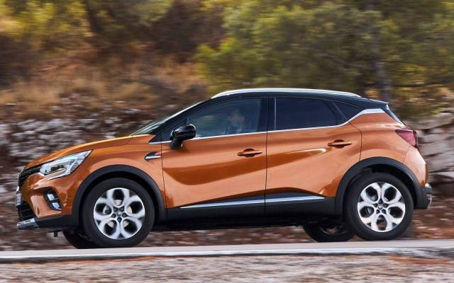 Nuevo Renault Captur 2021