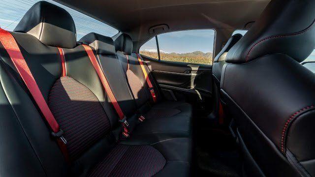 Nuevo Toyota Camry TRD 2020, Precio, Motor, Consumo