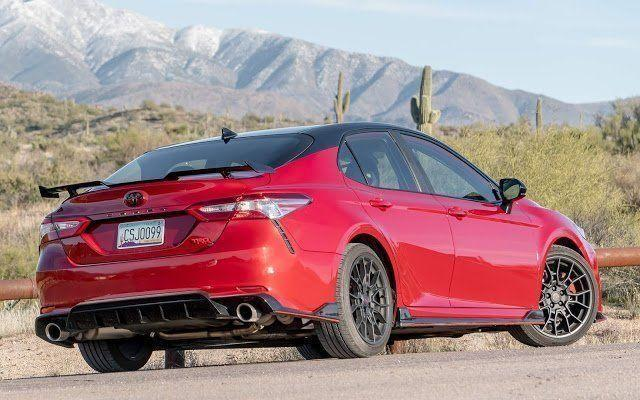 Nuevo Toyota Camry TRD 2020