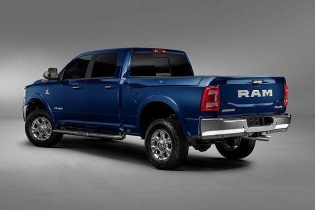 Nueva Ram 2500 Laramie 2020 en Argentina, Precio, Motor, Fotos