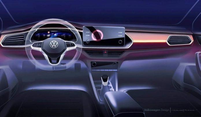 Nuevo VW Polo Sedan 2021 interior