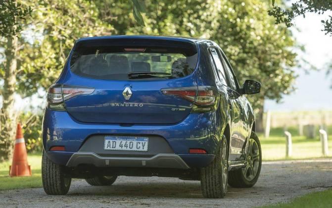 Nuevo Renault Sandero GT 2021: Precio, Motor, Fotos