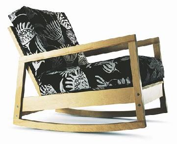 fauteuil a bascule lillberg by ikea