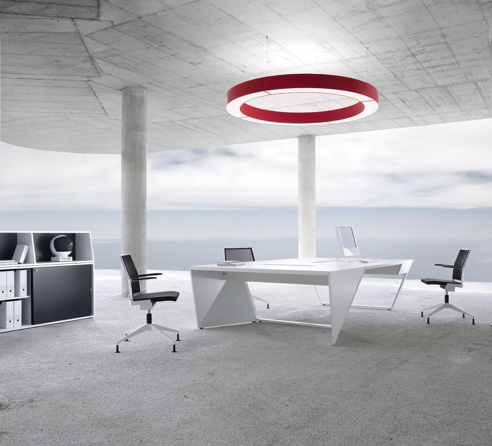 Bureau AIR 101 une bonne touche futuriste  Blog Dco Design