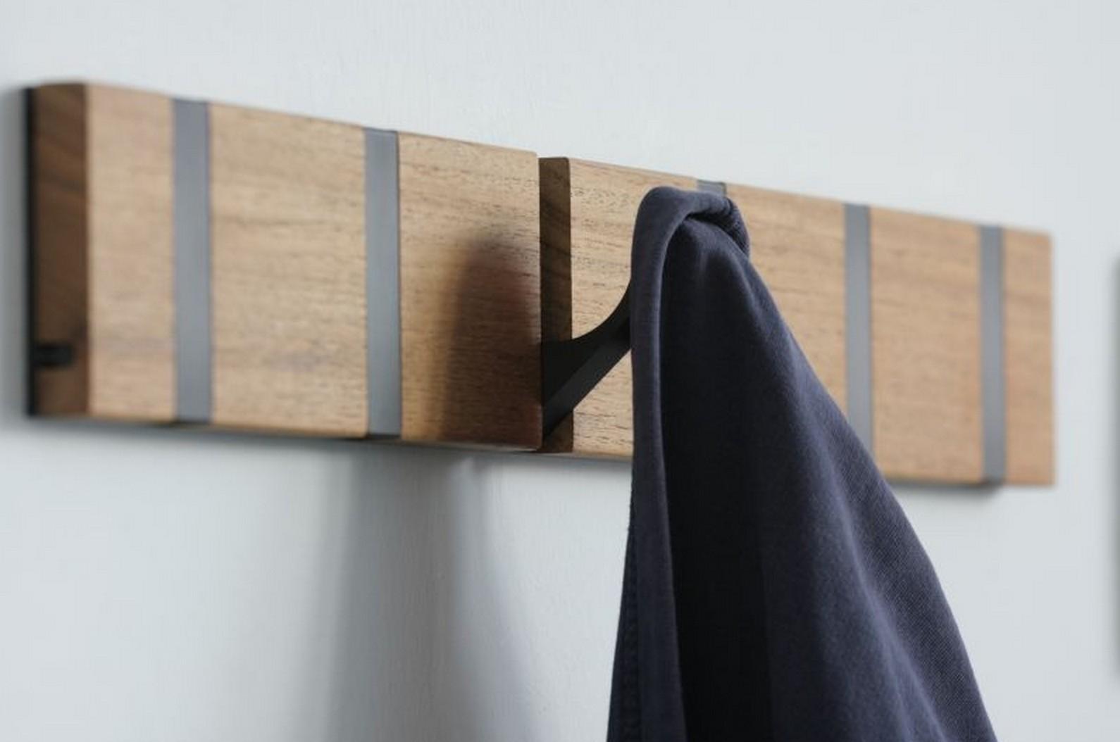 Porte Manteaux Rtractable KNAX Par Loca Blog Dco Design