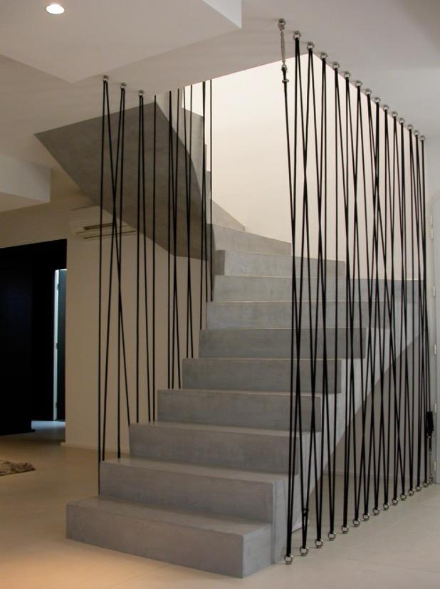 Slection de garde corps design pour escalier  Blog Dco Design