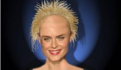 Exquisito peinados raros Imagen De Consejos De Color De Pelo - Peinados raros