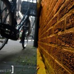 Bici y Pared