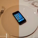 Menú del día: iPhone