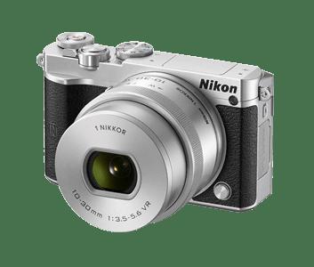 Nikon J5 Evil
