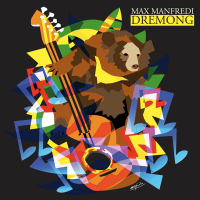 Max Manfredi Dremong copertina disco