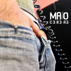 Mao Medici Cenere copertina disco