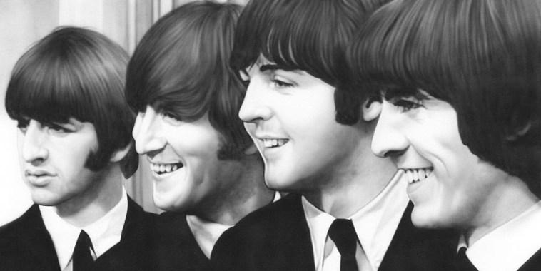 Beatles i 4 di Liverpool