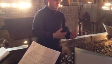 Roberto Spremulli, canto gregoriano