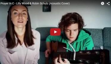 Alessandro Ragazzo e Margherita Padovan, Prayer in C - Video