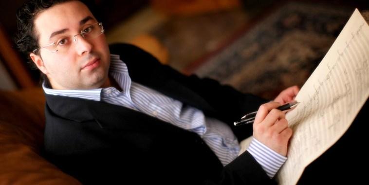 Francesco Maggio, compositore - Intervista