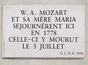 Anna Maria Pertl mamma di Mozart