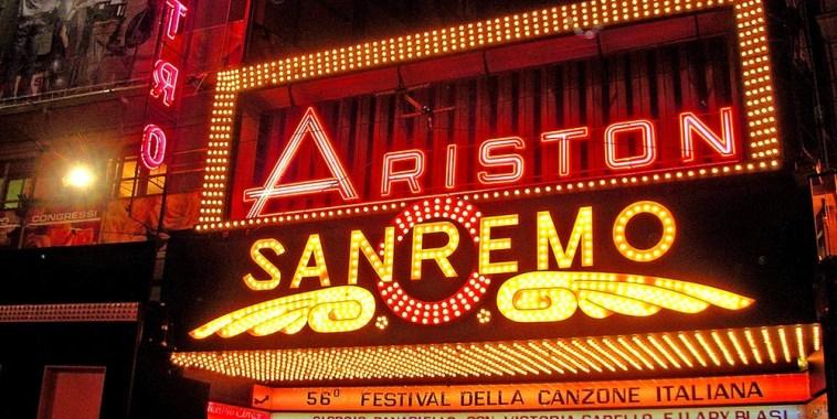 Festival di Sanremo, Teatro Ariston