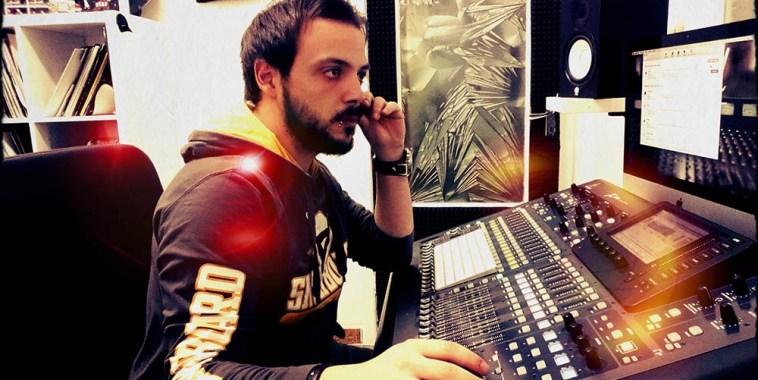 Grilled Toast Records Davide Pantaleo mixer