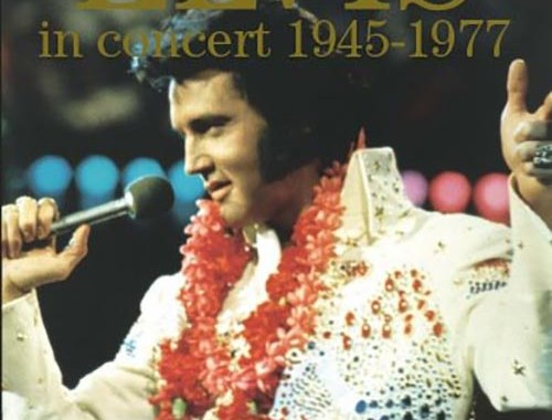 Sebastiano Cecere, ELVIS in Concert 1945-1977