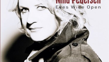 Eyes Wide Open Nina Pedersen copertina disco