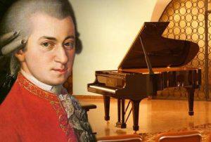 Mozart pianoforte