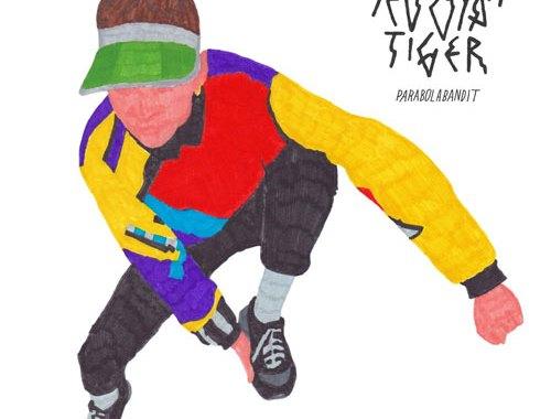 Sequoyah Tiger Parabolabandit copertina disco