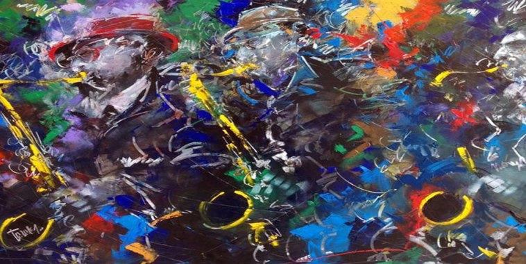 Francesco Toraldo quadro jazz