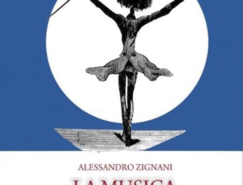 La Musica prima del Suono Musica nella mente, suono nel corpo copertina libro Alessandro Zignani