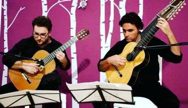Renna Gilè Guitar Duo chitarre