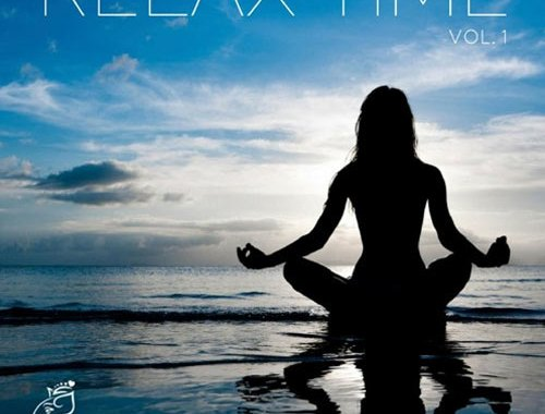 Relax Time Vol.1, Shantam copertina cd