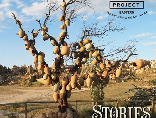 Erodoto project Stories copertina Cd