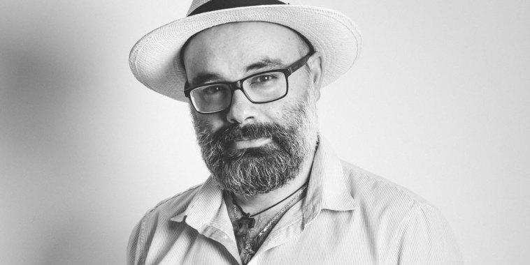 Paolo Tocco con cappello