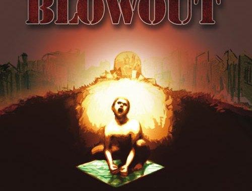 Blowout Buried Strength copertina disco