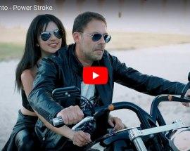 Cinqueinpunto Power Stroke copertina Video