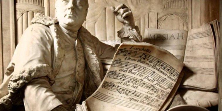 Handel Monumento al Messiah Westminster