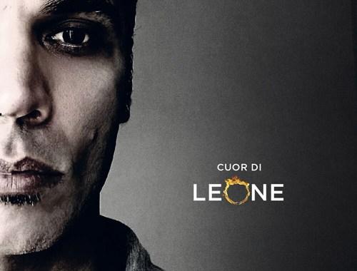 Cuor di leone Maurizio Marini copertina DISCO