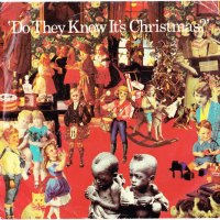 Band Aid: Do They Know It's Christmas? copertina Disco