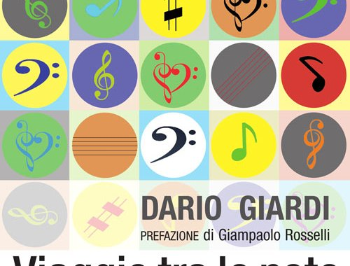 Dario Giardi, Viaggio tra le note copertina libro