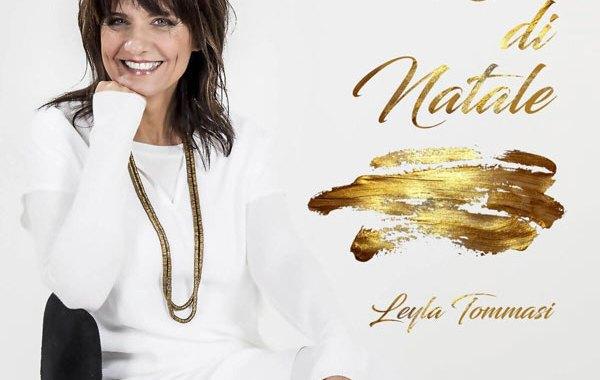 Leyla Tommasi Note di Natale copertina Cd