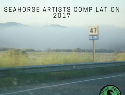 Seahorse Artists Compilation 2017 copertina CD