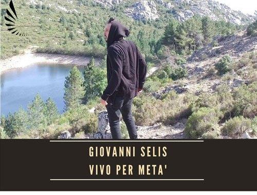 Giovanni Selis Vivo per Metà copertina DISCO