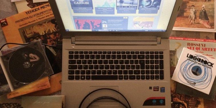 computer cd dischi