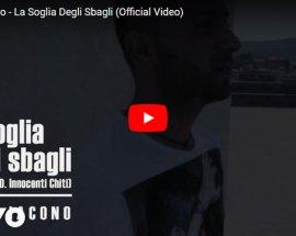 Diego Iacono La Soglia Degli Sbagli copertina Video